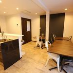 画像: リビング                             - 入居費用0円!月額29,800円!9月完成新築シェアハウス入居者募集開始!
