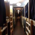 画像: ドミトリー寝室                             - 新宿まで3駅 就活に便利なシェアハウス