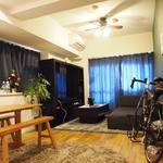 画像: リビング                             - 【西早稲田から徒歩1分】大人な空間。個室があるデザイナーズマンションでスマートシェア♪