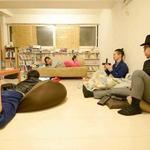 画像: リビング                             - 【残り1名】JR代々木駅徒歩5分:シェアハウスメンバー募集中!