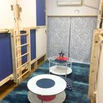 Photo: リビング                             - Reasonable of [women-only] Ikebukuro capsule type private room share house