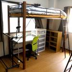 画像: ドミトリー寝室                             - シェアルーム(最大3名) @北新宿 空き出ます!
