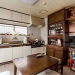 画像: キッチン                             - 京都市内のシェアハウス◎かもがわ徒歩圏内◎閑静な住宅地◎