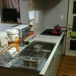 画像: キッチン                             - ★綺麗な家に住みませんか?★3LDK一戸建、家電充実