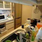 画像: キッチン                             - ☆都営新宿線東大島駅 徒歩8分 個室1部屋をお貸しします。