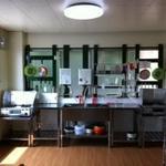画像: キッチン                             - 神戸ストッカーズの北野/灘/東灘のシェアハウス♪ 家賃大幅値下げしましたっ!