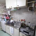 Photo: キッチン                             - [女性専用]JR総武線「平井」駅より徒歩2分のシェアハウス(鍵付き個室・無線LAN完備)