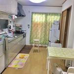 Photo: キッチン                             - Umeda soon! Noda Room share ☆
