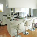 画像: キッチン                             - 女性専用ルームシェア 沖縄豊崎 空き有ります