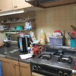 画像: キッチン                             - ~広いキッチン付きルームシェア~上京組でも安心★☆