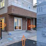 画像: 建物外観                             - 駅近徒歩3分 鍵付個室 床暖房付き