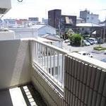 画像: ベランダ                             - 田邉ビル いいアパート・良いマンション・住むとこ紹介