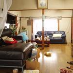 画像: リビング                             - 上野の昭和古民家シェア 個室4.8畳42000円 12畳南窓55000円 上野徒歩6分 入谷徒歩2分 駐輪スペース有