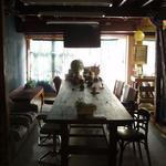 画像: リビング                             - 根津の古民家シェアハウス兼フランス菓子屋 アトリエ22畳 リビング20畳