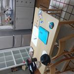 画像: キッチン                             - 3DK 家賃+光熱費(個室)