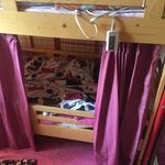 画像: ドミトリー寝室                             - 相部屋で良ければ家賃水道光熱費込み三千円