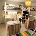 画像: ドミトリー寝室                             - ☆清潔感のある新規募集のゲストハウス☆