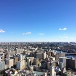 画像: 眺望                             - 6.2帖の鍵付き個室 築浅のセキュリティー性高いマンション 鶴見駅すぐ近く 高層階