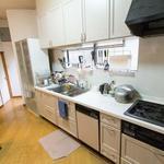 画像: キッチン                             - JR山手線高田馬場駅から徒歩2分!! 好アクセスな一軒家シェアハウス