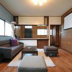 画像: リビング                             - 渋谷から7分!! 東急田園都市線「駒澤大学」駅のシェアハウス