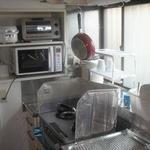 画像: キッチン                             - 西新宿の個室です!男女可です。Nishi Shinjuku House!!