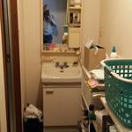 画像: 洗面所                             - 池袋に近い、生活に便利な街です。
