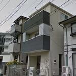 画像: 建物外観                             - 新規募集、蒲田の駅近シェアハウス☆