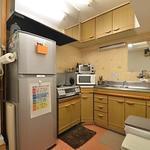 画像: キッチン                             - 浜松町駅徒歩6分のシェアハウス(女性専用)、1部屋12月よりご入居様募集です!