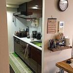 画像: キッチン                             - 港北ニュータウン、3LDKマンションの一室6畳