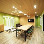 画像: リビング                             - 新築デザイナーズシェアハウス