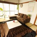 画像: リビング                             - <女性のみ募集>練馬区の武蔵関ハウス(西武新宿線)、吉祥寺や三鷹、高田馬場へのアクセス便利!