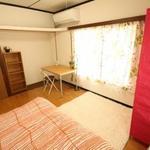 画像: 個室                             - <女性のみ募集>練馬区の武蔵関ハウス(西武新宿線)、吉祥寺や三鷹、高田馬場へのアクセス便利!