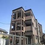 画像: 建物外観                             - 相模大野駅徒歩10分/1日利用2000円から、長期の場合要相談/Wi-Fi無料/家具付き