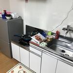 画像: キッチン                             - 誰かお部屋に来ませんか?