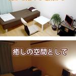 画像: 個室                             - ★リフォーム済み♪綺麗な鍵付き個室です♪