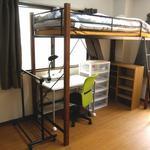 画像: ドミトリー寝室                             - シェアルーム(3ベッドルーム)空きでました@北新宿