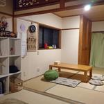 画像: リビング                             - 国際交流シェアハウス 大阪鶴橋モンキーハウス