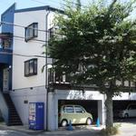 Photo: 建物外観                             - Japanese modern 1DK apartment There is also a covered parking place on the site.