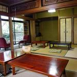 Photo: リビング                             - Do not you have a good time with your friends in a house of an old private house in Kyoto Fushimi?