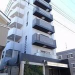 画像: 建物外観                             - 中野区マンション サブレット貸し