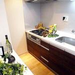 Photo: キッチン                             - 初月無料・渋谷まで13分!溝の口駅 徒歩6~7分 3LDKマンションルームシェア