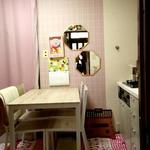 画像: キッチン                             - 6月末2部屋空きます。