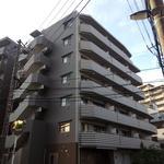 画像: 建物外観                             - 高級分譲マンションにてルームメイトを募集しています。(ペット可)