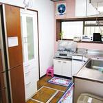 画像: キッチン                             - 新宿近くのシェアハウス。個室です。