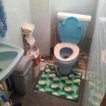 画像: トイレ                             - リフォーム済の綺麗なお部屋6畳の募集です。