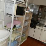 画像: キッチン                             - 個室あり 初期費用無し 前家賃のみ(全部込み)