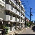 画像: 建物外観                             - 渋谷にも新宿にも電車10分