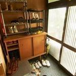 画像: 玄関                             - ペット可の一軒家 お花茶屋駅から徒歩5分