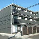 "Photo: 建物外観                             - Odakyu Enoshima line ""Yamato"" station 7 minutes on foot _1K apartment"