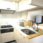 画像: キッチン                             - 立川市一番町 空き部屋できました。